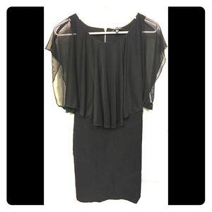 Le Chateau l Gorgeous Black Dress